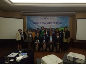 Training workshop on integrating a gender perspective in the sound management of chemicals and waste