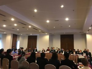 Workshop 2019 of the Asian Network for Prevention of Illegal Transboundary Movement of Hazardous Wastes, Kuala Lumpur, Malaysia, 12-14 November 2019